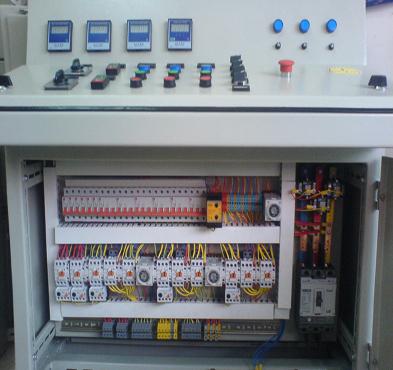 راه اندازی تابلو برق های کنتاکتوری